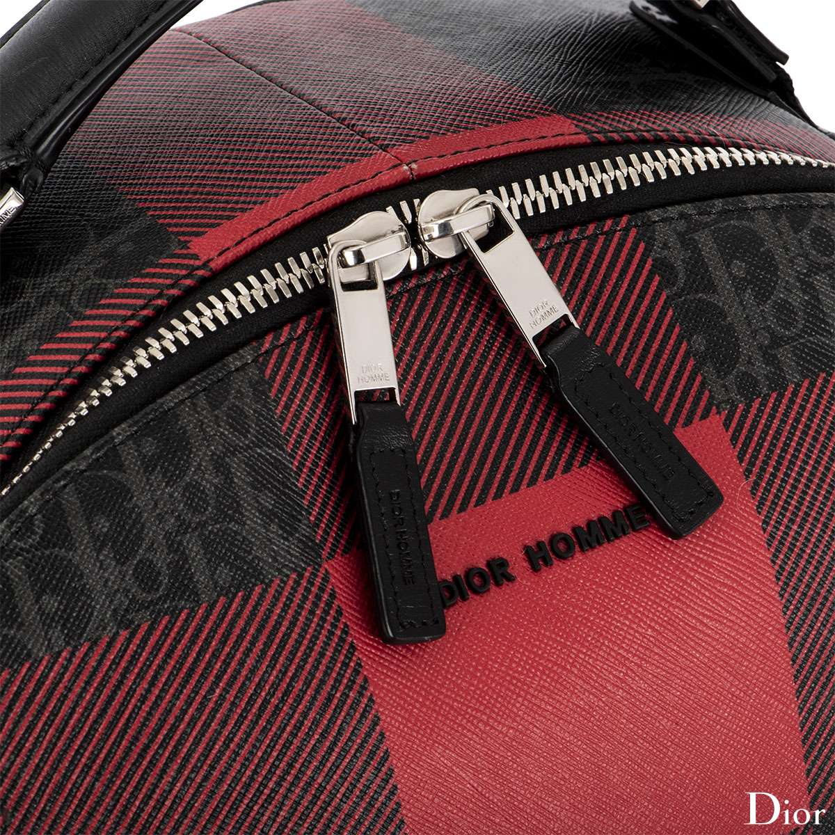 Dior Homme Winter 2016 Backpack